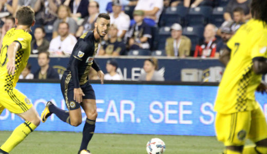 Columbus match an early litmus test for Union
