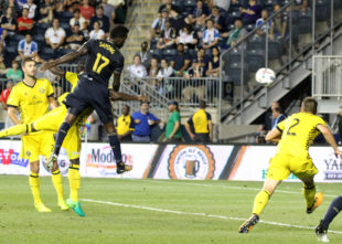 Match report: Philadelphia Union 3-0 Columbus Crew