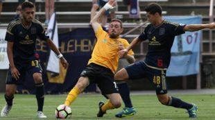 Match Report: Bethlehem Steel FC 1 – Pittsburgh Riverhounds 1
