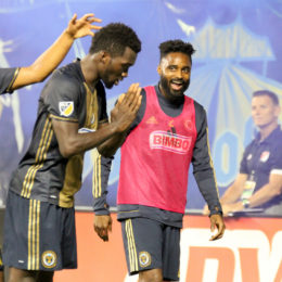 News roundup: Sapong call-up, Gonzalez to El Tri, Steel striker, more