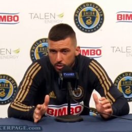 Postgame video: Union 3-0 New England Revolution