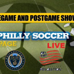 Pregame & Postgame Show: Union vs. Revolution