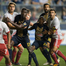 In pictures: Union 2-2 Atlanta United