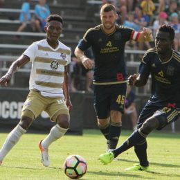 Match report: Bethlehem 1 – 3 Louisville