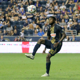 Preseason friendly: Philadelphia Union 5-1 University of South Florida