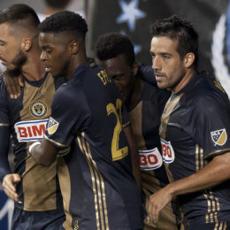 In pictures: Union 3-1 FC Dallas