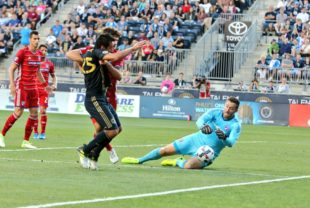 Match report: Philadelphia Union 3-1 FC Dallas
