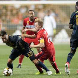 Philadelphia Union vs. Chicago Fire quick reference