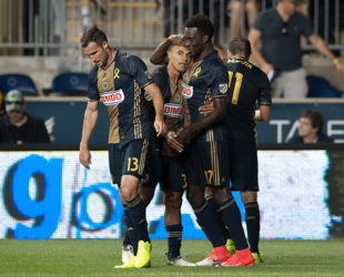 Player ratings: Philadelphia Union 3 – 1 Chicago Fire