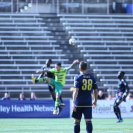 In pictures: Bethlehem Steel 2 – Tampa Bay Rowdies 2