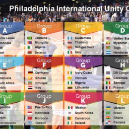 Philly Unity Cup kicks off tonight