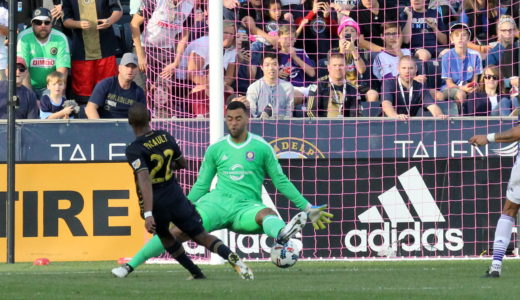 Player ratings: Philadelphia Union 6-1 Orlando City SC