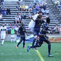 Match report: Villanova 3-2 Bethlehem Steel FC