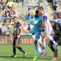 In pictures: Union 6-1 Orlando