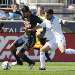 In pictures: Union 2-0 Sounders