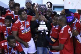 Liberia Wins the Unity Cup
