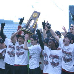 In pictures: NCAA Men's College Cup