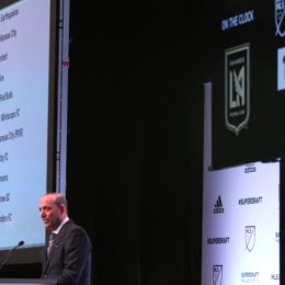 In pictures: 2018 MLS SuperDraft