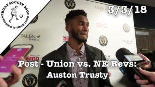 PSP Postgame Show: Union 2-0 New England Revolution