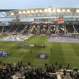 Match report: Philadelphia Union 1-1 San Jose Earthquakes