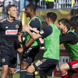 In pictures: Union 3-2 D. C. United