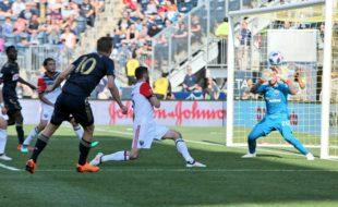 Match report: Philadelphia Union 3-2 D.C. United