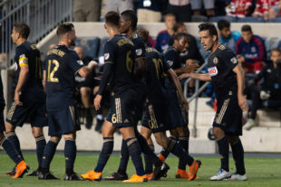 News roundup: Can the Union stay hot, soccer scandals, and Jaelene Hinkle