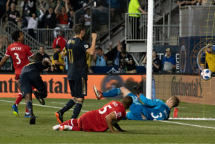 News roundup: Union crush Chicago, Sons of Ben prez steps down, Real Madrid manager-less