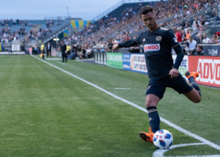 In pictures: Union 3-1 Chicago Fire