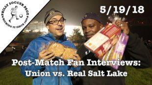 PSP Postgame Show: Union 4-1 Real Salt Lake