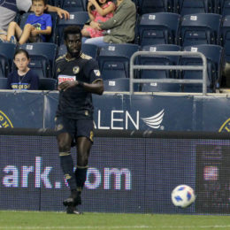 Match report: Philadelphia Union 1 – 0 Eintracht Frankfurt