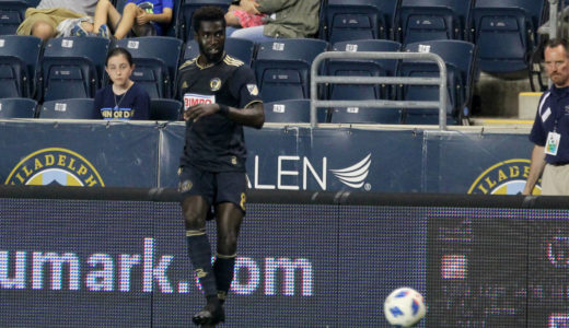 Match report: Philadelphia Union 1 – 0 Eintracht Frankfurt