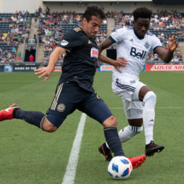 News roundup: Open Cup semis, Acosta to Rapids, Davies breaks record fee?, more