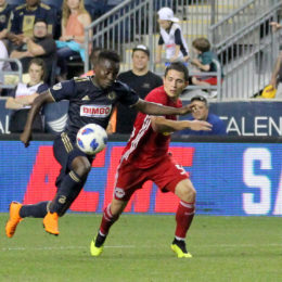 Player of the Week: David Accam