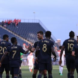 Fans' View: The empty stadium