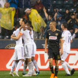 Player ratings: Philadelphia Union 1 – 3 Los Angeles Galaxy
