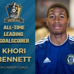 Player of the week: Khori Bennett