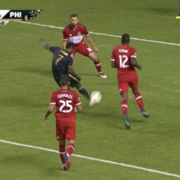 Match report: Chicago Fire 3-4 Philadelphia Union